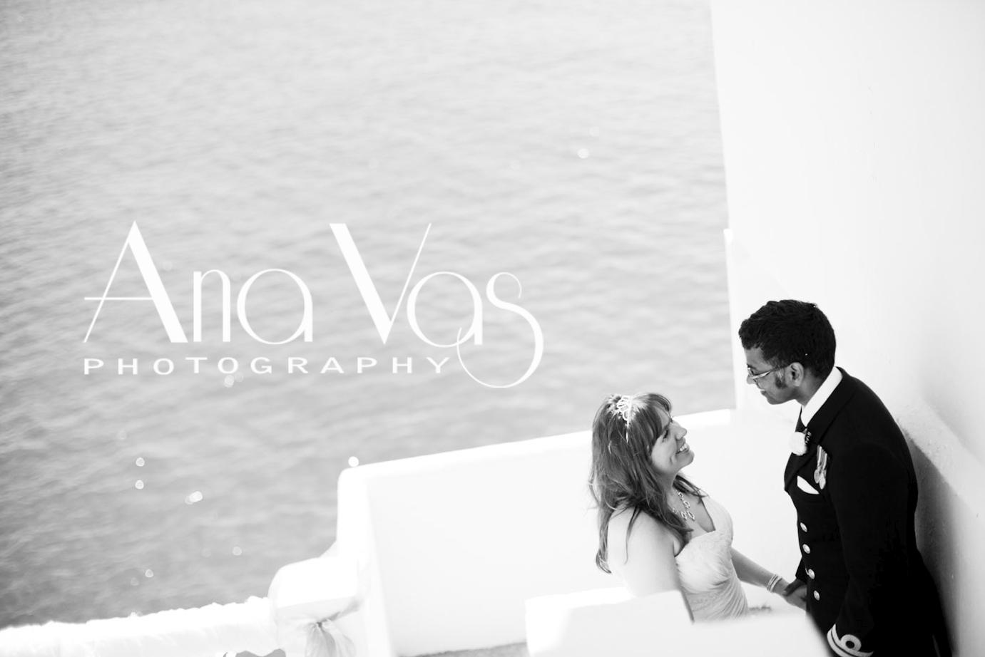 Claire & Paul's Wedding at the Caleta Hotel, Gibraltar